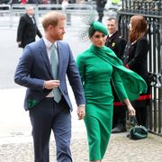 prince harry meghan markle Commonwealth Day Service 2020