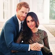 Meghan Markle and Prince Harry engagement photos