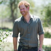 prince harry visits africa day 5
