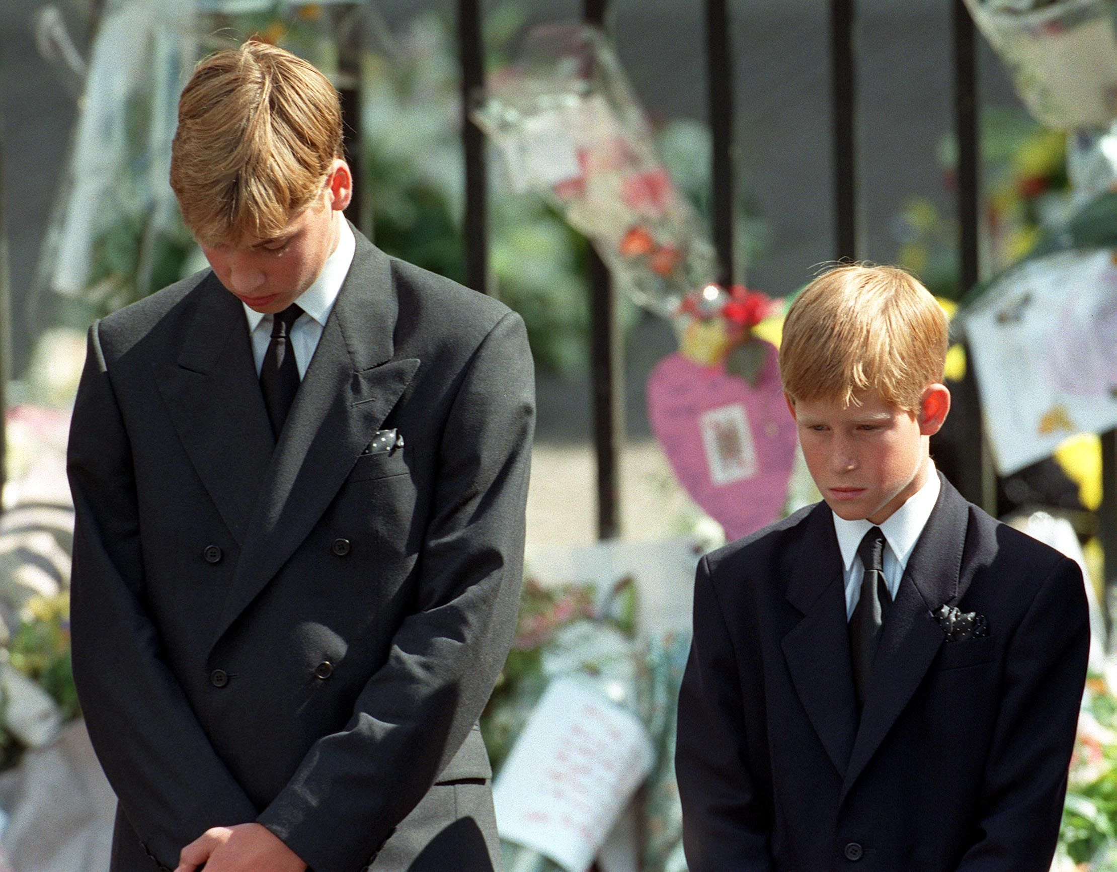 Royalty - Princess of Wales Funeral - Westminster Abbey, London