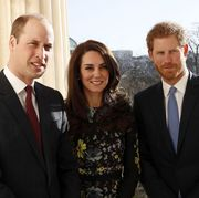 the duke duchess of cambridge and prince harry outline plans for heads together ahead of the 2017 virgin money london marathon