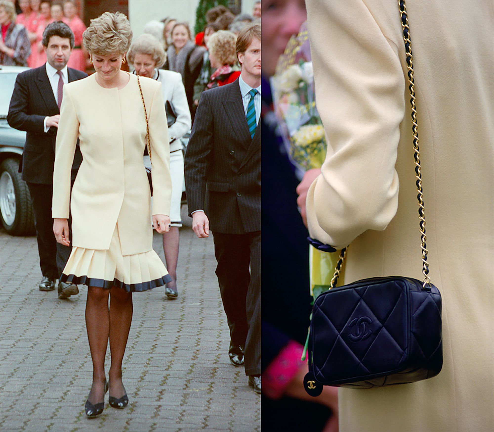 Princess Diana Chanel Bag