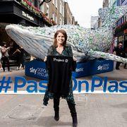 Pass On Plastic Photocall