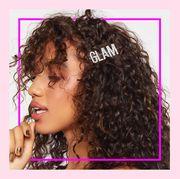 Hair, Hairstyle, Jheri curl, Forehead, Beauty, Ringlet, Human, Black hair, Long hair, Wig,