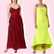 prom dress rental