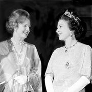 thatcher and queen