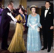 queen meeting american presidents