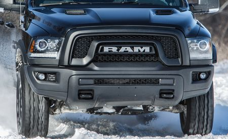 Ram's Next Five Years: A Mid-Size Pickup, a Raptor Fighter, and More
