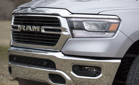 Ram Is Launching a Mid-Size Pickup in the U.S. [Update]