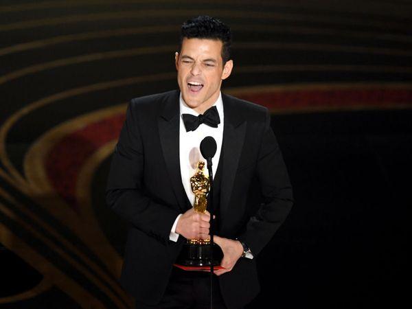 【アカデミー賞2019】主演男優賞はラミ・マレック 『ボヘミアン・ラプソディ』! #Oscars