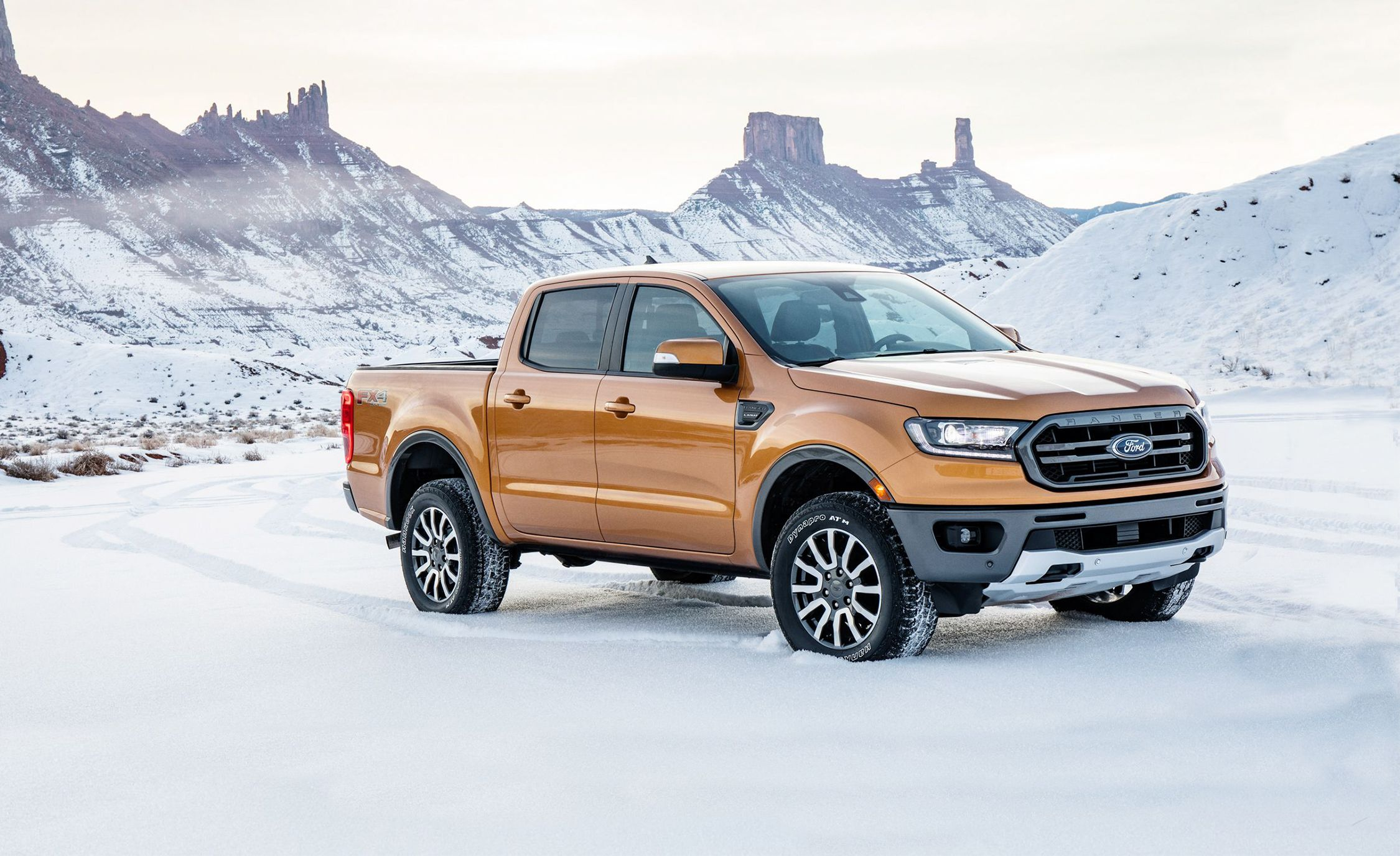 2019 ford ranger pricing announced truck configurator goes live. Black Bedroom Furniture Sets. Home Design Ideas