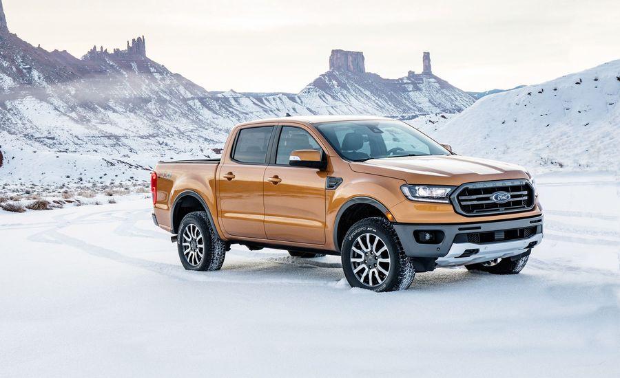 2019 Ford Ranger Price Starts Just over $25K