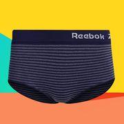 reebok seamless underwear