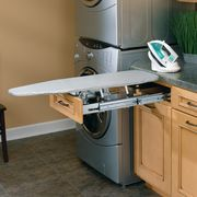 Furniture, Countertop, Cabinetry, Room, Kitchen, Sink, Shelf, Material property, Drawer, Table,