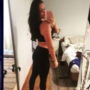 Tara Spencer selfies food transformation no migranes