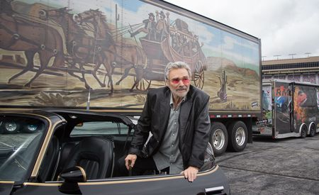 Every Photo You Need to See of Burt Reynolds' Car Collection