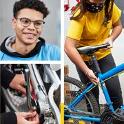 these kids can fix your bike better than you can