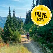 bicycling travel awards