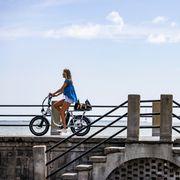 biking in charleston, south carolina