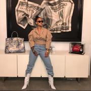 Birkin Bag Sculpture Rihanna