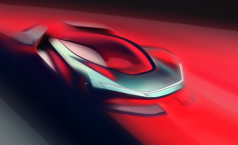 Pininfarina Will Build Its Own Version of the Rimac EV Hypercar