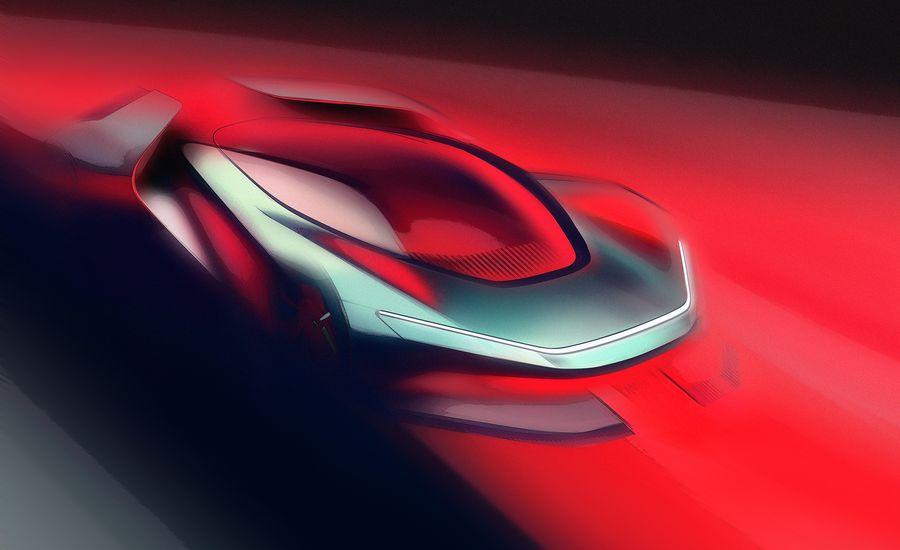 Pininfarina Will Build Its Own Version of the Rimac EV Hypercar