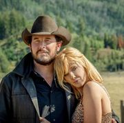 rip and beth from yellowstone