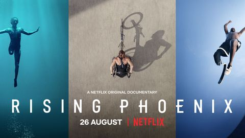 Netflix S Rising Phoenix Prince Harry Features In Doc Trailer