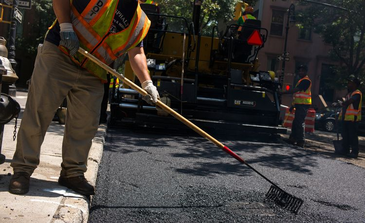 Falling Gas-Tax Revenues Can't Keep Up with Rising Road Repair Costs