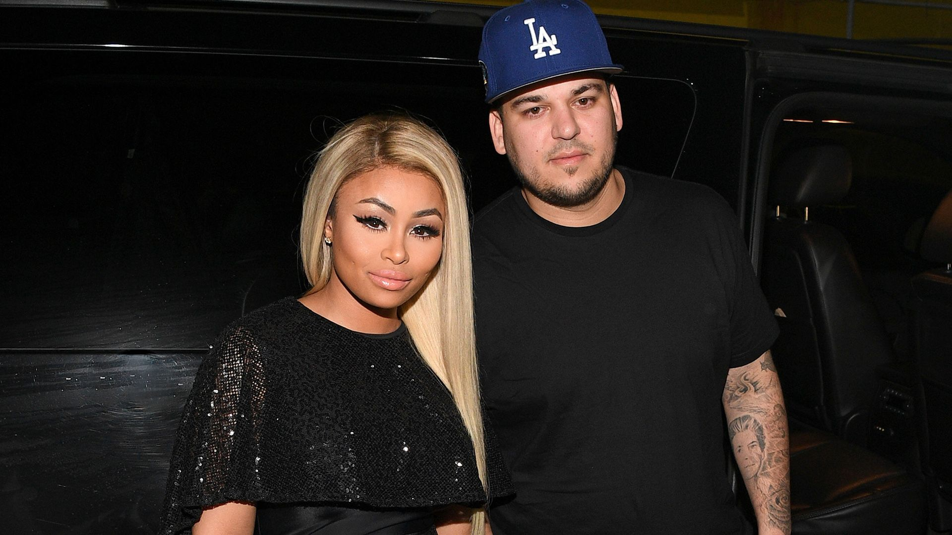 Blac Chyna Revealed Whether Rob Kardashian Is a Better Lover Than Tyga