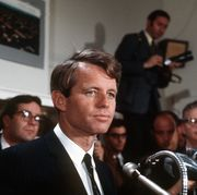robert kennedy press conference