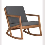 Chair, Furniture, Design, Rocking chair, Comfort, Table,