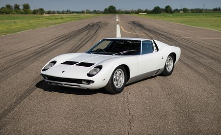 Rod Stewart's Old Lamborghini Miura S Could Sell for $1.8 Million