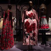 museum at fits ravishing rose exhibit nyc