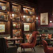 Scarfes Bar/Rosewood London