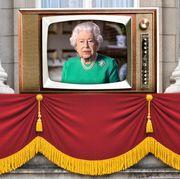 queen elizabeth buckingham palace