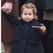 Child, Nose, Toddler, Child model, Fashion, Human, Outerwear, Headgear, Smile, Fashion accessory,