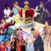 royal philanthropy