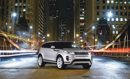 All the Price Details of the 2020 Range Rover Evoque