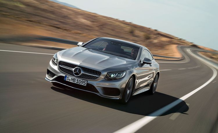 11 Things You Didn't Know About Mercedes-Benz
