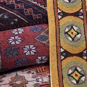 pile of rugs