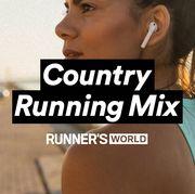 country music running mix