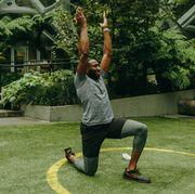 fascia runner stretch