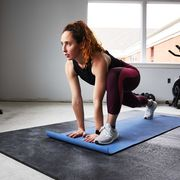 at home workouts for runners