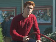 Archie in Riverdale Season 2 Episode 9
