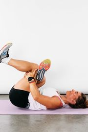 glute stretches for runners