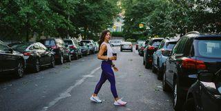 walking new york city