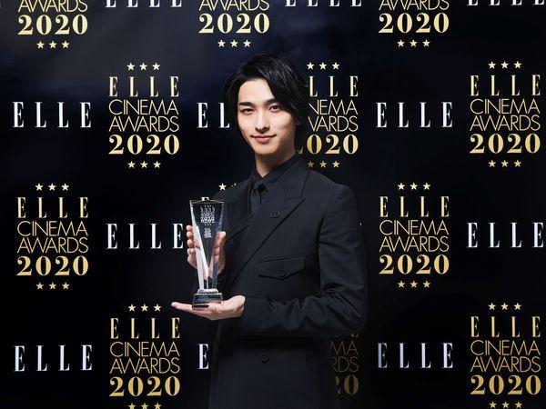 エル・メン賞は横浜流星! 今年いちばん輝いた男性の新たな決意【ELLE CINEMA AWARDS 2020】