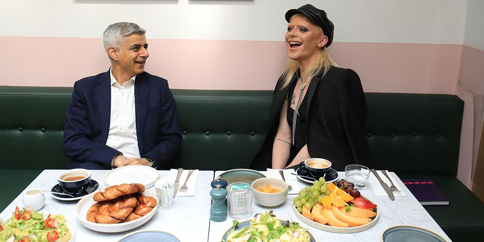 Sadiq Khan Chats To Delish About His Favourite Food Spots In London