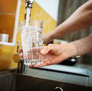 safe drinking tap water
